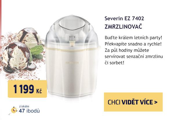 SEVERIN EZ 7402 Zmrzlinovač