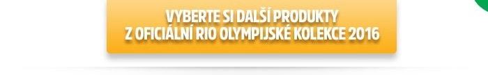 Vyberte si další produkty z oficiální RIO Olympijské kolekce 2016