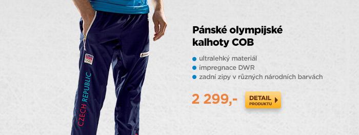 Pánské olympijské kalhoty COB