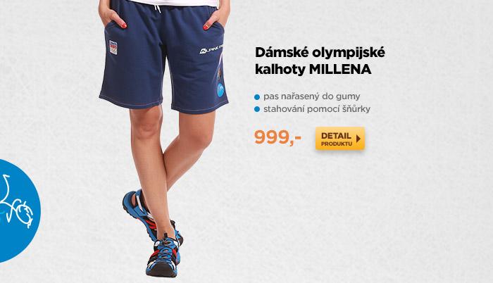 Dámské olympijské kalhoty MILLENA