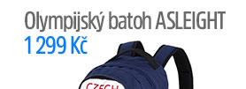 Olympijský batoh Asleight