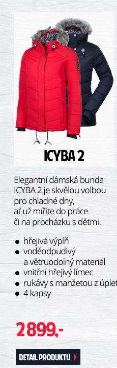 ICYBA 2 - Elegantní dámská bunda