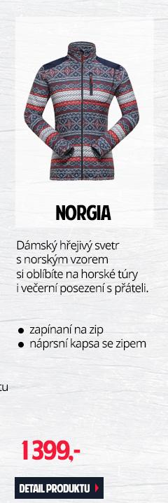 NORGIA - Dámský hřejivý svetr