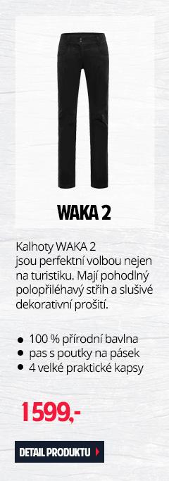 WAKA 2 - Dámské kalhoty