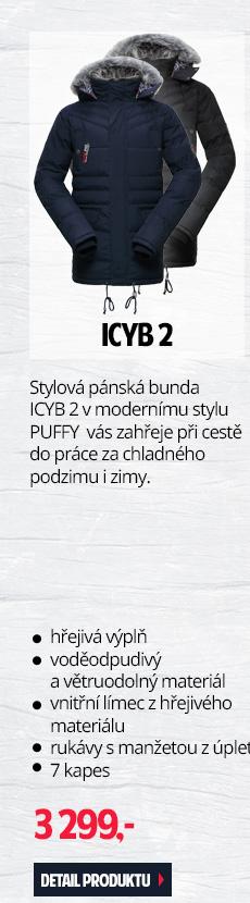 ICYB2 - Stylová pánská bunda v moderním stylu PUFFY