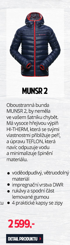 MUNSR 2 - Oboustranná pánská bunda
