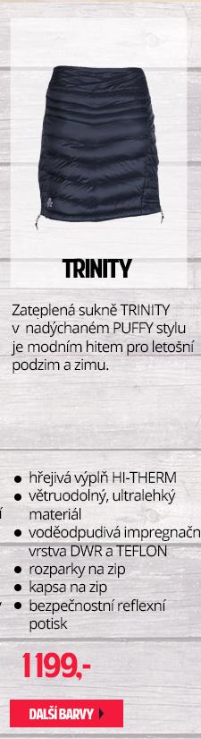 Zateplená sukně TRINITY