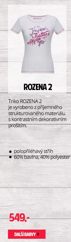Triko ROZENA 2