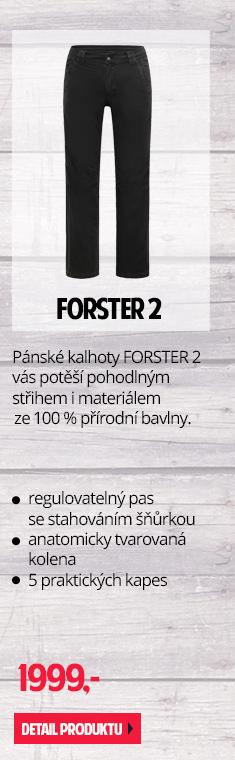 Pánské kalhoty FORSTER 2