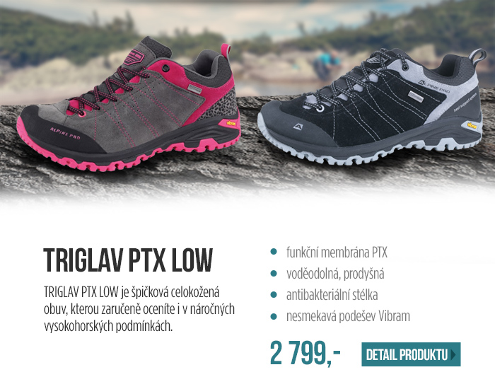 TRIGLAV PTX LOW