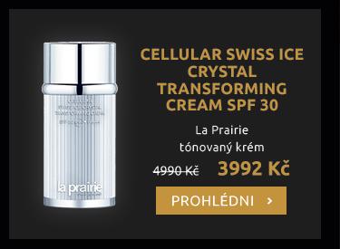 La Prairie Cellular Swiss Ice Crystal Transforming Cream SPF 30 krém