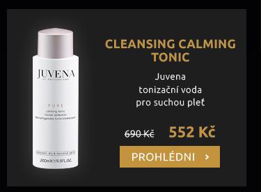 Cleansing Calming Tonic Juvena