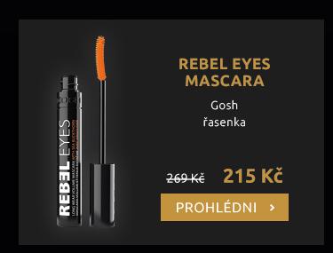 Rebel Eyes Mascara Gosh