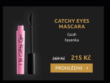 Catchy Eyes Mascara Gosh