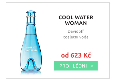 DAVIDOFF COOL WATER WOMAN parfém