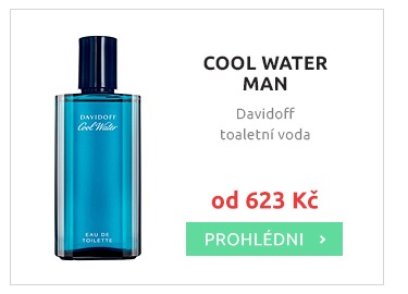 DAVIDOFF COOL WATER MAN parfém