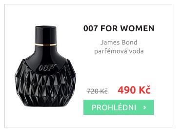 James Bond 007 for Women parfém