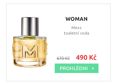 Mexx Woman parfém