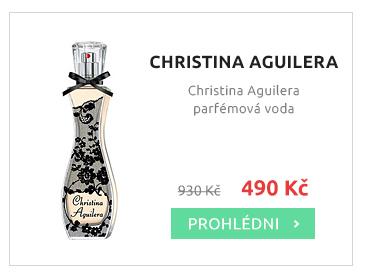 Christina Aguilera parfém