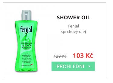 Fenjal sprchový olej