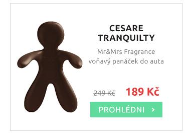 Cesare Tranquilty - voňavý panáček do auta