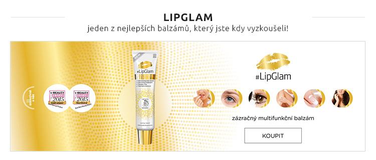LIPGLAM - jeden z nejlepších balzámů, který jste kdy vyzkoušeli!