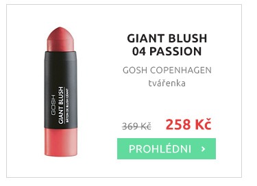 Gosh GIANT BLUSH 04 PASSION