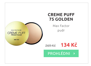 Max Factor pudr CREME PUFF 75 GOLDEN