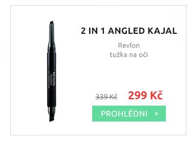 Revlon 2 in 1 Angled Kajal tužka na oči