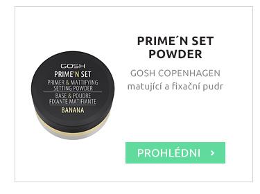 GOSH COPENHAGEN pudr Prime´N Set
