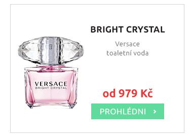 VERSACE BRIGHT CRYSTAL parfém