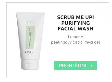 LUMENE Scrub Me Up! Purifying Facial Wash