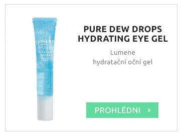 LUMENE Pure Dew Drops Hydrating Eye Gel