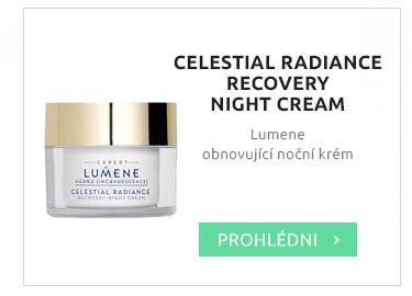 LUMENE Celestial radiance Recovery Night Cream