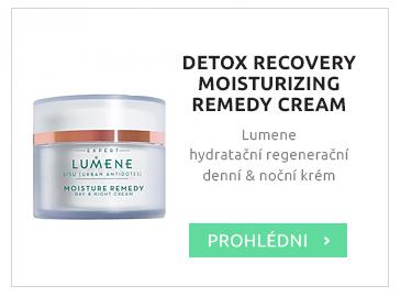 LUMENE Detox Recovery Moisturizing Remedy Cream