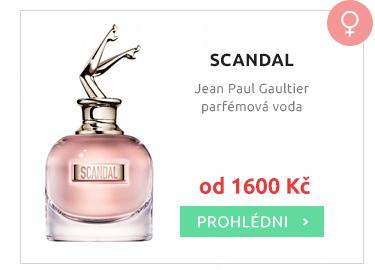 SCANDAL Jean Paul Gaultier parfémová voda