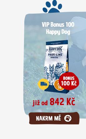 VIP Bonus 100  Happy Dog