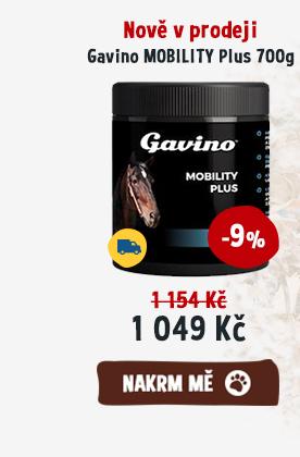 Nově v prodeji  Gavino MOBILITY Plus 700g
