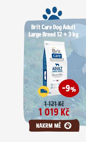 Brit Care Dog Adult Large Breed 12 + 3 kg