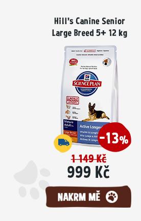 Hills Canine Senior Large Breed 5+ 12 kg