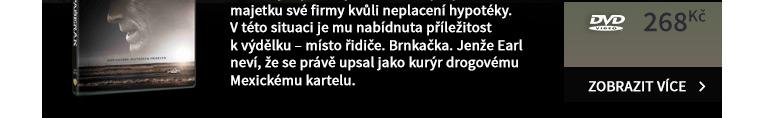 Pašerák - DVD