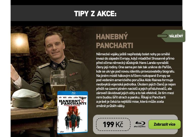 HANEBNÝ PANCHARTI - Blu-ray