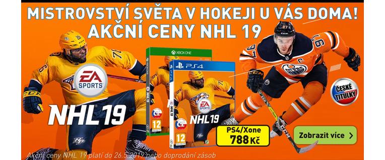 NHL 19 Akce