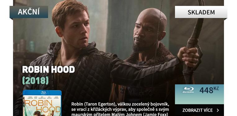 Robin Hood (2018) - Blu-ray