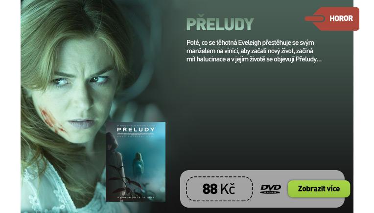 PŘELUDY - DVD