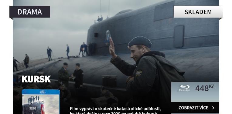 Kursk - Blu-ray