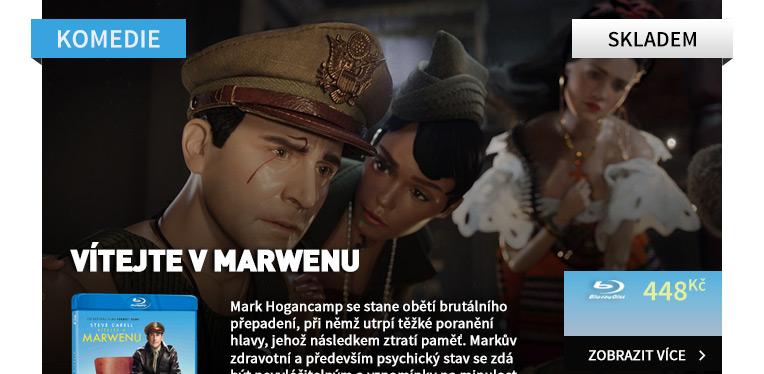 Vítejte v Marwenu - Blu-ray