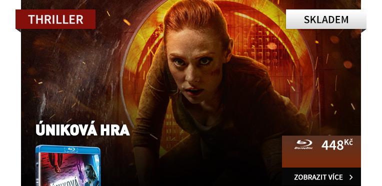 Úniková hra - Blu-ray