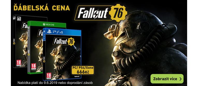 Fallout 76 ďábelská cena
