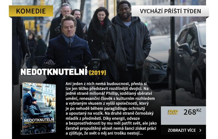 Nedotknutelní (2019) - DVD